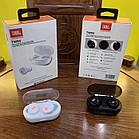 Беспроводные Bluetooth наушники JBL TWS 5   Белые, фото 5