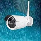 Набор камер видеонаблюдения 5G KIT WiFi 4CH | Камера видеонаблюдения, фото 4