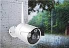 Набор камер видеонаблюдения 5G KIT WiFi 4CH | Камера видеонаблюдения, фото 5