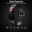 Фитнес браслет Goral Y5   Умные часы   Фиолетовый, фото 3