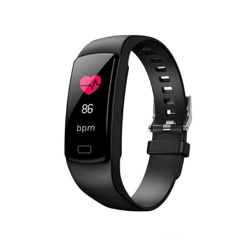 Фитнес браслет Goral Y5 | Умные часы | Черный