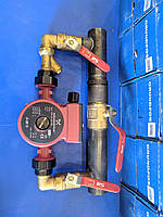 АКЦИЯ! Байпас с насосом для систем отопления UPS 25-6/180