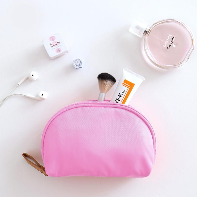 Косметичка с внутренними карманами  Genner Duo розовая 01034/04, фото 1