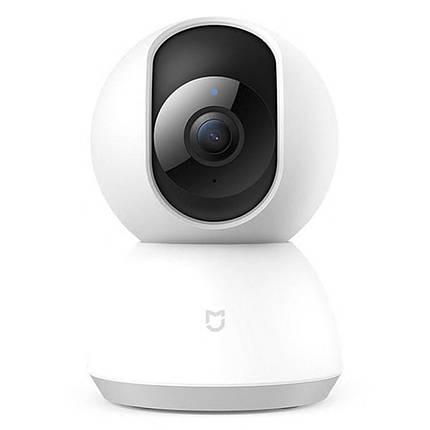 IP-камера видеонаблюдения Xiaomi MiJia 360 Home Security 1080 p (MJSXJ02CM) для умного дома smart house, фото 2