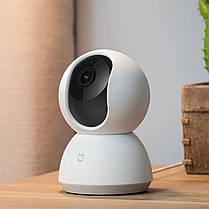 IP-камера видеонаблюдения Xiaomi MiJia 360 Home Security 1080 p (MJSXJ02CM) для умного дома smart house, фото 3