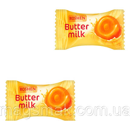 Конфеты Butter-Milk , Рошен, фото 2