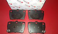 Колодки тормозные задние Chery Tiggo T11-BJ3501080