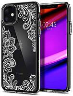 Чохол Spigen для iPhone 11 Ciel, White Mandala (076CS27214)