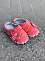 Тапки домашние детские Даго оптом, фото 1