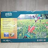 Бензокоса Spektr SGT-6100 мотокоса, фото 2