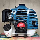 Бензокоса Spektr SGT-6100 мотокоса, фото 3