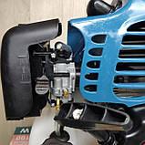 Бензокоса Spektr SGT-6100 мотокоса, фото 4