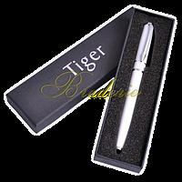 Ручка подарочная Tiger 857 Белая