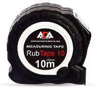 Рулетка со стальной лентой ADA RubTape 10 (A00154)