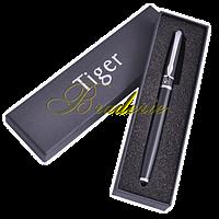 Ручка подарочная Tiger 857 Черная