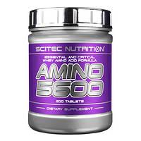 Scitec Nutrition Amino 5600 (200tab)
