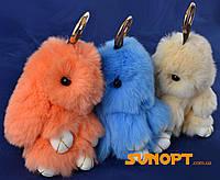 Мягкая игрушка-брелок Кролик №YL-3 М