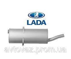 Глушитель основной ВАЗ 2104, закатной АВТОваз
