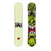 Сноубординг:Сноуборды:Сноуборд Santa Cruz Face 2012р 155см/158см