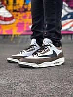 Мужские стильные кроссовки Nike Air Jordan