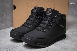 Мужские зимние кроссовки в стиле Timberland, черные 44 (27,6 см)