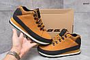 Мужские зимние кроссовки в стиле New Balance 754, рыжие 46 (29,2 см), фото 3