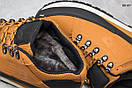 Мужские зимние кроссовки в стиле New Balance 754, рыжие 46 (29,2 см), фото 6