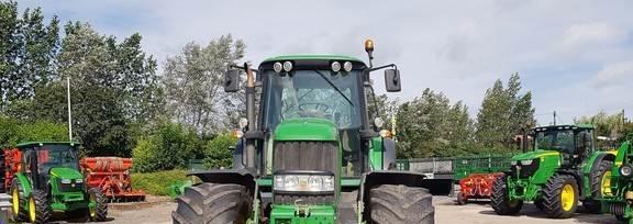 Трактор John Deere 7530R1, 2010 г.в.