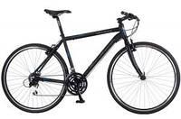 Велосипеды:Городские, туристические:Spelli:Велосипед Spelli GALAXY-HYBRID черный