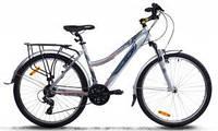 Велосипеды:Городские, туристические:Magellan:Велосипед Magellan Plexus Lady серый 2015р