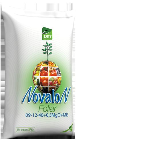 Мінеральне добриво Новалон Foliar 09-12-40+0,5MgO+МE, 10кг (т)