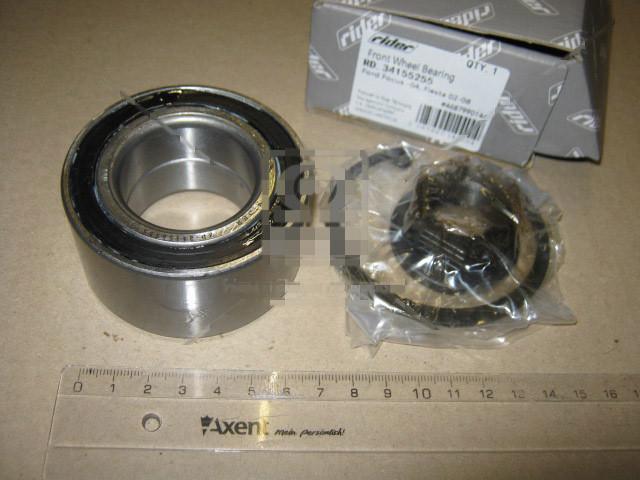 Подшипник ступицы FORD FOCUS -04, FIESTA 02-08 передней (Rider). RD.34155255