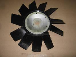 Вентилятор системы охлаждения ГАЗ 3302, 2217, дв.ЗМЗ-405, УМЗ-4216 (11 лопаст.) (Украина). 2752-1308011