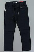 Котоновые брюки для мальчиков, 98-128 рр. Артикул: B82483 {есть:104,98}