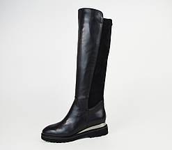Сапоги зимние кожаные Berkonty 0916, фото 2