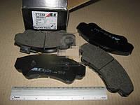 Колодки тормозные передние CITROEN/FIAT/PEUGEOT JUMPER/DUCATO/BOXER (ABS). 37332
