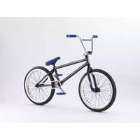 "Велосипеды:BMX:WeThePeople 2014:Велосипед бмх WeThePeople Trust 21"" черный-хром 2014"
