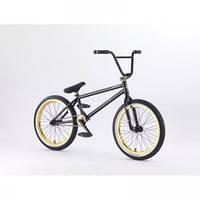 """Велосипеды:BMX:WeThePeople 2014:Велосипед бмх WTP Reason 20,75"""" 2014 черный с золотым"""