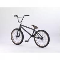"""Велосипеды:BMX:WeThePeople 2014:Велосипед BMX WTP CRYSIS 21"""" черный с хром"""