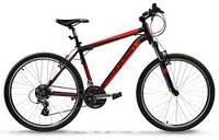 """Велосипеды:Горные хардтелы:Magellan:Велосипед Magellan Hydra New 16"""" 2014 чёрно-красная"""