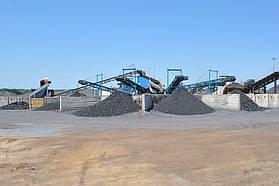 Комплекс сортировки угля на базе грохота ГИЛ-44М. 1