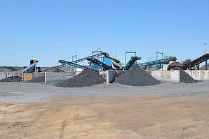 Комплекс сортировки угля на базе грохота ГИЛ-44М.