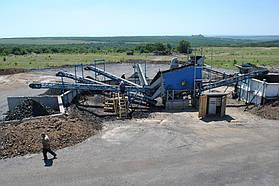 Комплекс сортировки угля на базе грохота ГИЛ-44М. 3