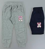 {есть:122,116,104,98} Спортивные брюки для девочек S&D, 98-128 рр. Артикул: CH6005