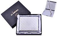 Портсигар классический на 20 сигарет в подарочной коробке №4375-2