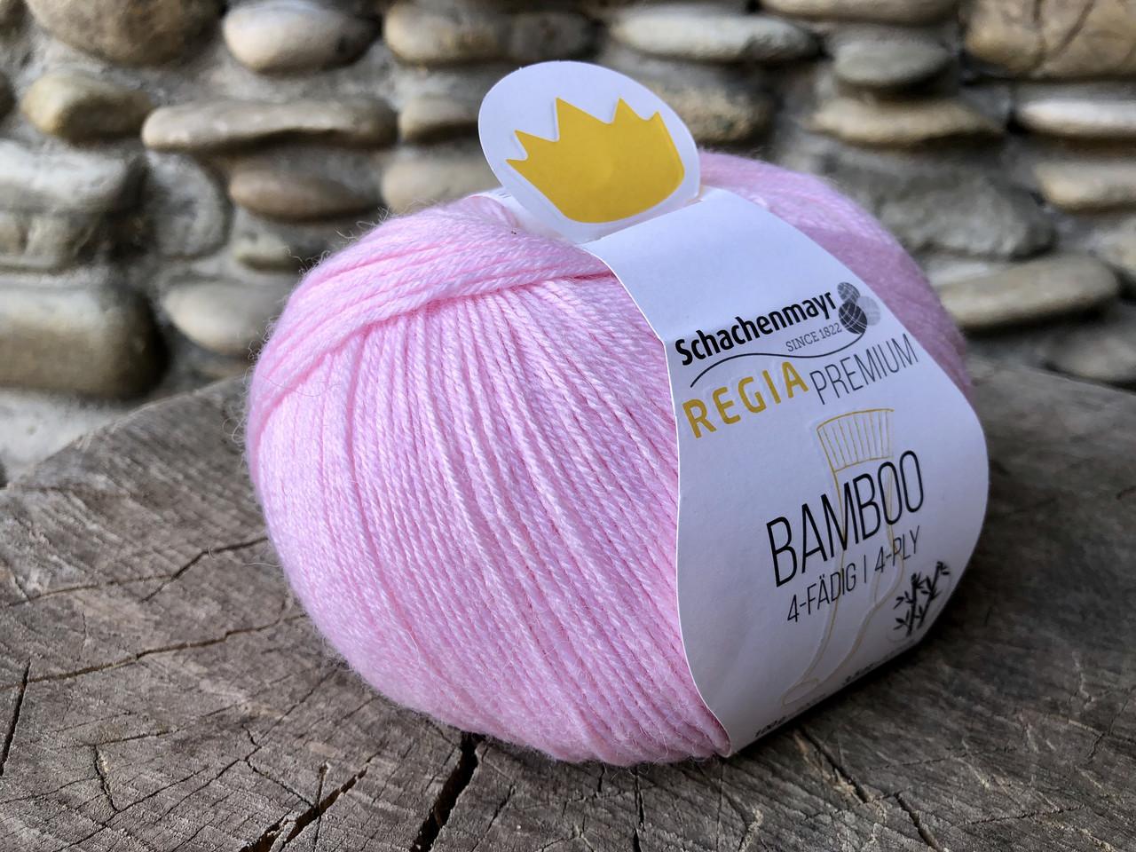 Пряжа Regia Premium Bamboo