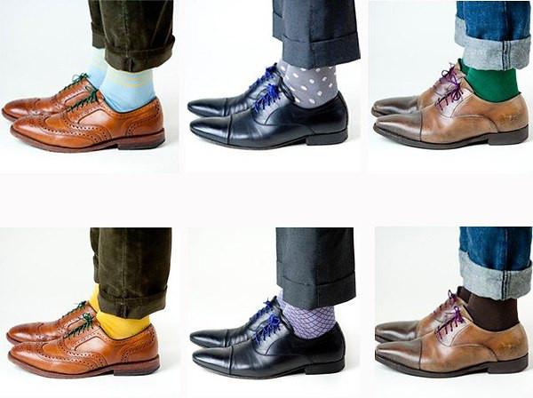 Как правильно выбрать мужские носки.