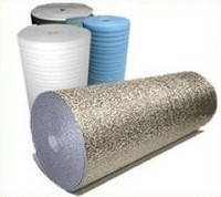 Полотно ППЭ Теплоизол - подложка под ламинат, паркет, линолиум, гипсокартон, стяжку, теплый пол