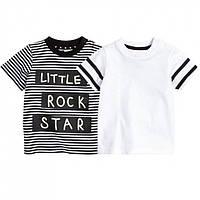Детские футболки для мальчиков и девочек осень/зима 2019