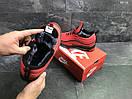 Мужские зимние кроссовки на меху в стиле Nike 97, красные 44 (28,3 см), фото 5